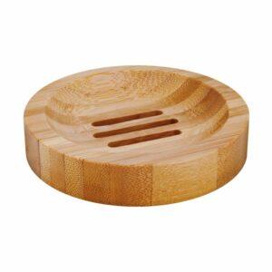 Bamboe zeepbakje Rond