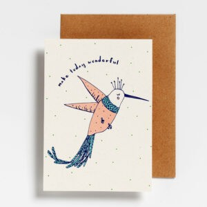 GROOVY BIRD - MAKE TODAY WONDERFUL