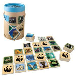 Memo Wilde Dieren WWF